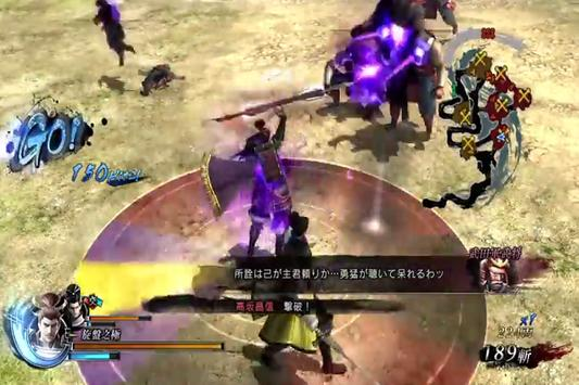 Guidare Sengoku Basara 4 apk screenshot