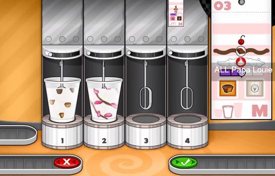 New Papa's Freezeria Cheat apk screenshot