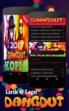 Lagu Dangdut Koplo Terbaru poster