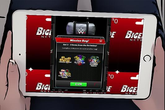 Best wwe champion 2K17 tips apk screenshot