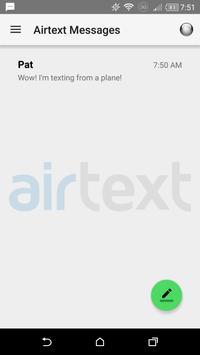 Airtext apk screenshot