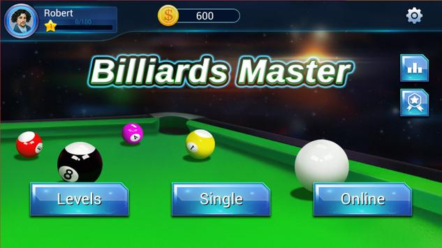 Snooker pool pro 18 (snooker and billiards) poster