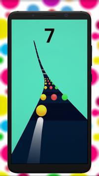 Color Road Ball screenshot 1