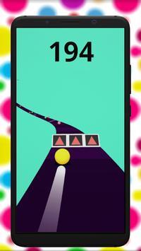 Color Road Ball screenshot 2