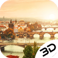 Senie River Landscape Live 3D Wallpaper