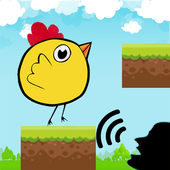 Chicken Scream - the Game icon