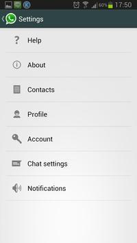 Dual Whatsapp screenshot 1