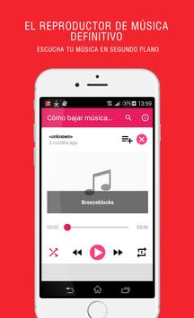 How to download free Music apk screenshot