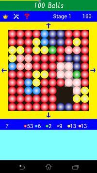 100個のボール(Same Game) poster