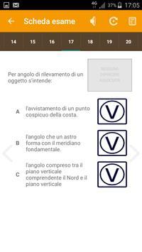 Galileo Quiz Patente Nautica apk screenshot