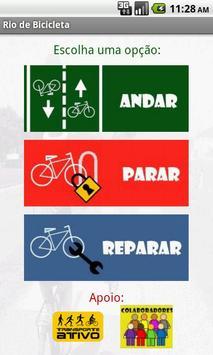 Rio de Bicicleta poster