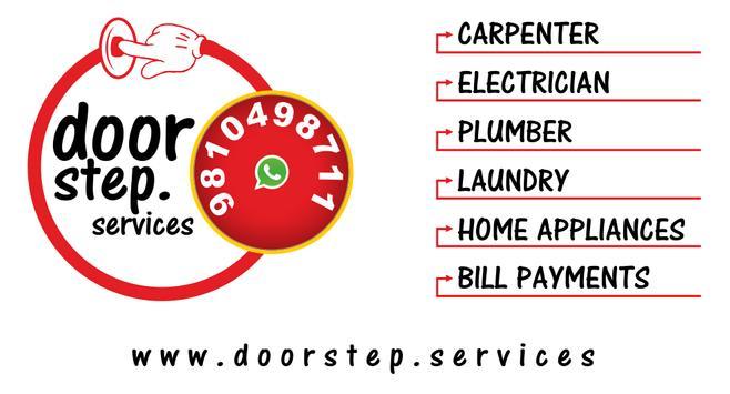 Door Step Services poster