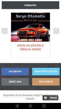 Antalya Rent A Car screenshot 4