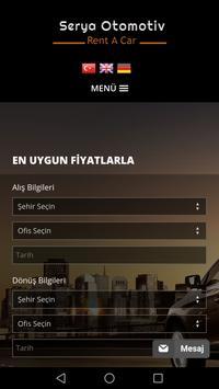 Antalya Rent A Car screenshot 1