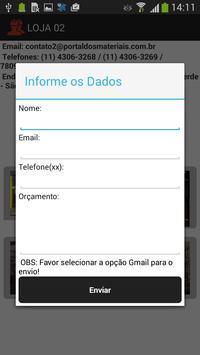 Portal dos Materiais screenshot 3