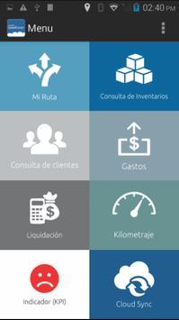 MBOX Venta en Ruta ( SFA ) screenshot 1
