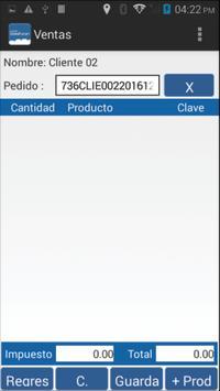 MBOX Venta en Ruta ( SFA ) screenshot 5