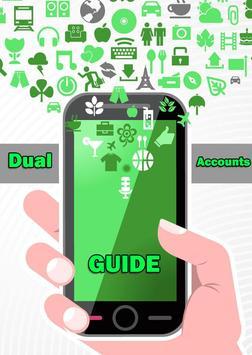 Tips for dual 2 account for WhatsApp screenshot 1