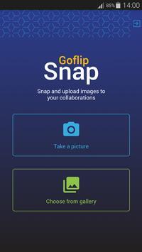 GoFlipSnap apk screenshot