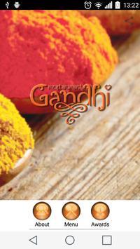 Gandhi Restaurant poster
