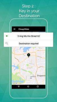 CheaprRides - Compare Prices apk screenshot