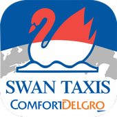 ComfortDelGro SWAN TAXIS App icon