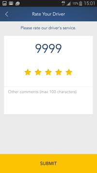 ComfortDelGro SWAN TAXIS App apk screenshot