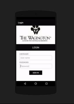 The Wagington Luxury Pet Hotel poster