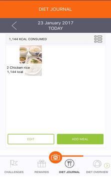 Snap&Eat apk screenshot