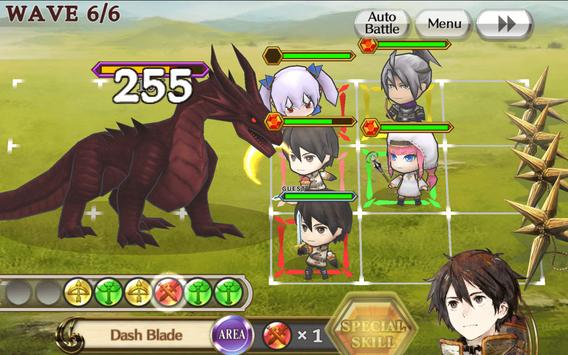 Chain Chronicle – RPG apk screenshot