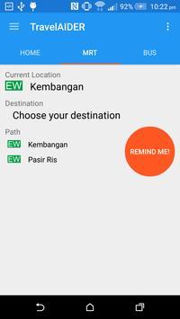 TravelAIDER screenshot 1