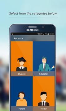 NUS Undergraduate Admissions poster