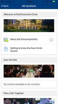NUS Executive Education screenshot 1