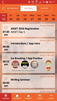MobiSys 2016 apk screenshot