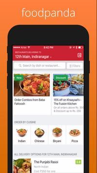 Best Foodpanda Singapore Help apk screenshot