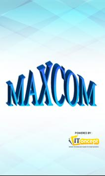 MaxCom Technology poster