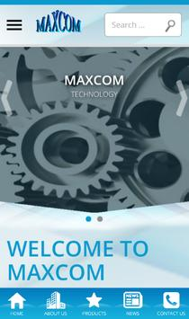 MaxCom Technology apk screenshot