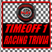 TimeOff1 Racing Trivia icon