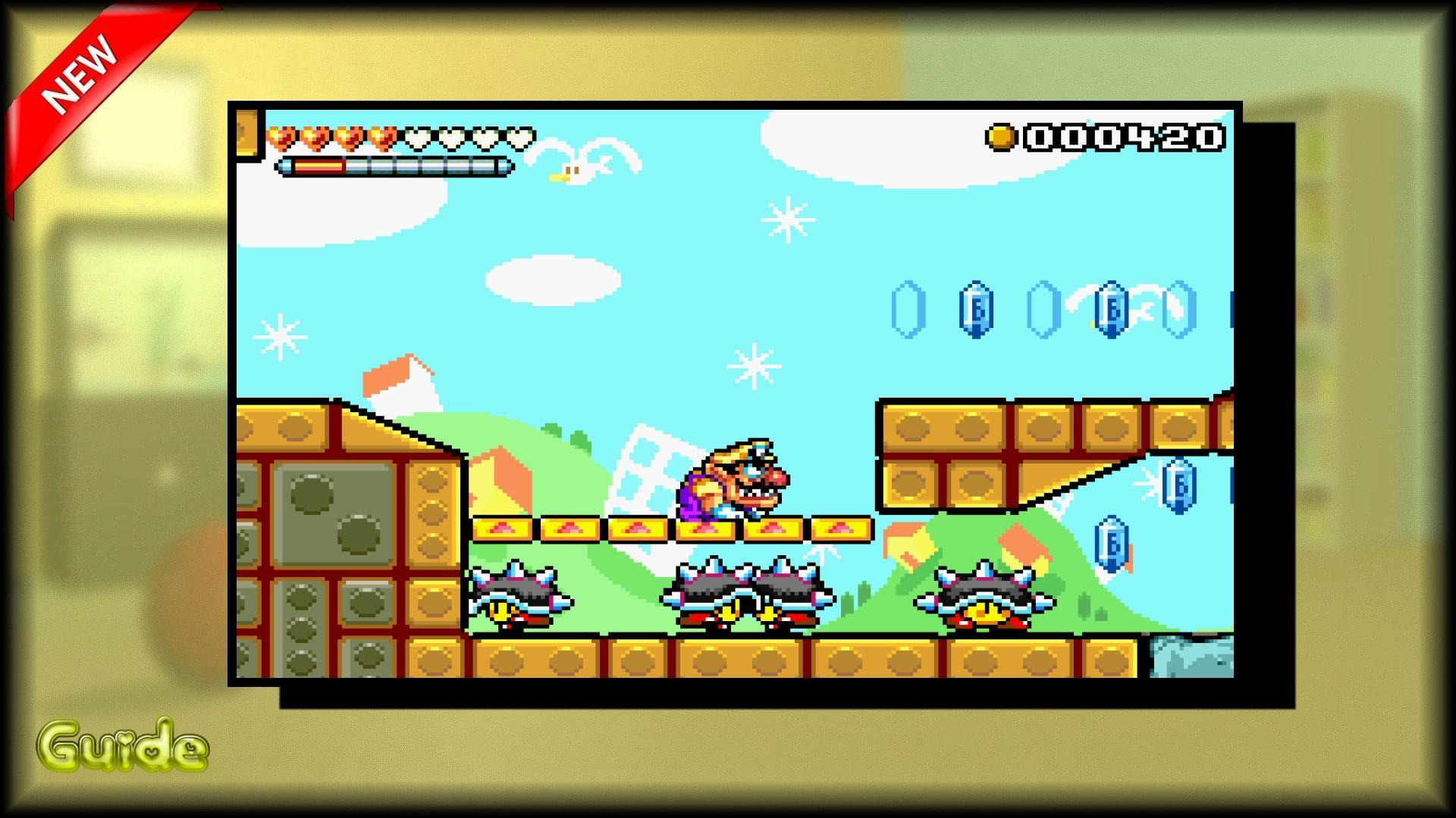 Guide Wario Land 4 for Android - APK Download