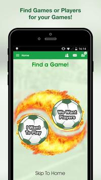 PlayPal Football poster
