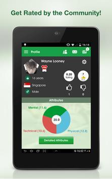 PlayPal Football screenshot 7