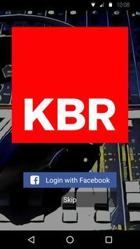 KBR poster