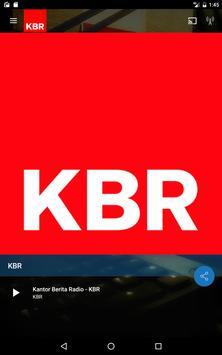 KBR Radio apk screenshot