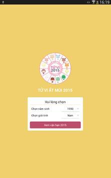Tử Vi 2015 - Ất Mùi apk screenshot