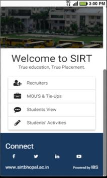 SIRT poster