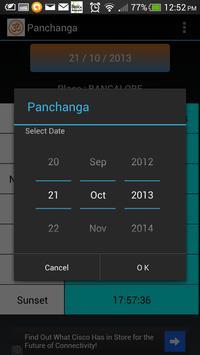 Panchanga screenshot 2