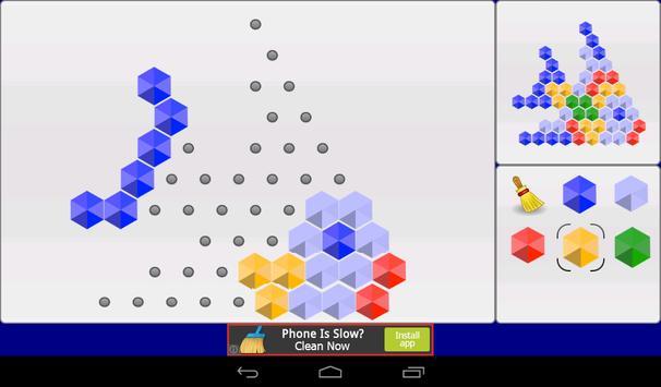 Mosaic for kids screenshot 1