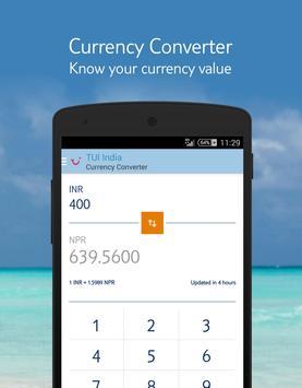 TUI India screenshot 1