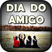 Dia do Amigo Mensagens icon