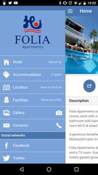 Folia Hotel Chania apk screenshot